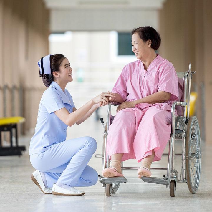 外国でも看護師が足りていない
